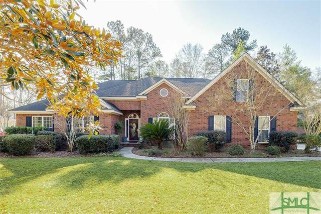 234 Stephanie Avenue, Rincon, GA 31326 (MLS #243375) :: The Arlow Real Estate Group