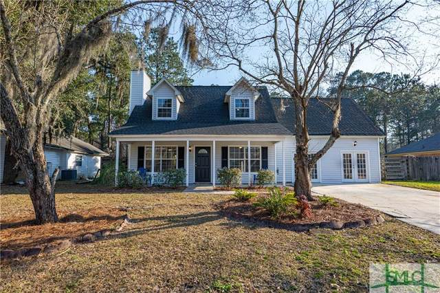 221 Rice Gate Drive, Richmond Hill, GA 31324 (MLS #243381) :: RE/MAX All American Realty