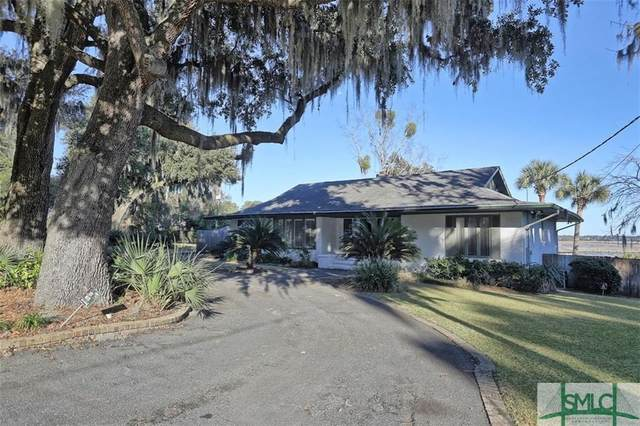 5704 La Roche Avenue, Savannah, GA 31406 (MLS #243382) :: Bocook Realty