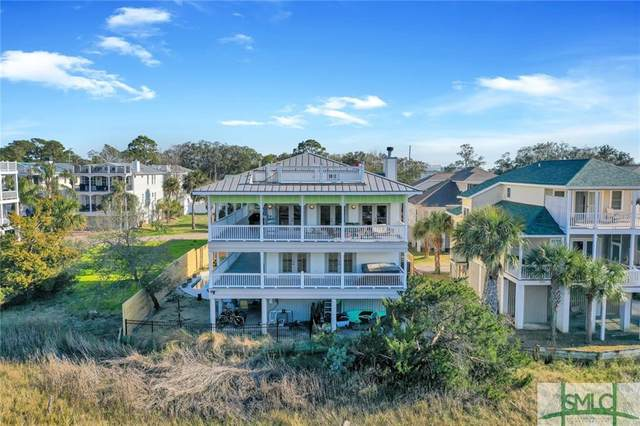 19 Teresa Lane, Tybee Island, GA 31328 (MLS #243386) :: Glenn Jones Group | Coldwell Banker Access Realty
