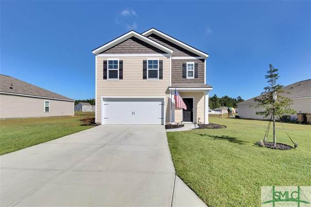 224 Bellflower Circle, Guyton, GA 31312 (MLS #243388) :: The Arlow Real Estate Group