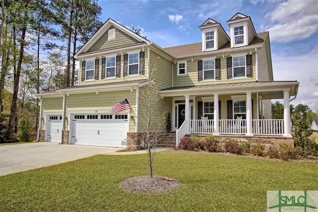 659 Wyndham Way, Pooler, GA 31322 (MLS #243392) :: Coastal Savannah Homes