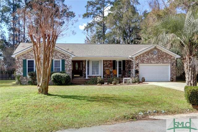 7 Belleview Court, Savannah, GA 31406 (MLS #243395) :: The Arlow Real Estate Group