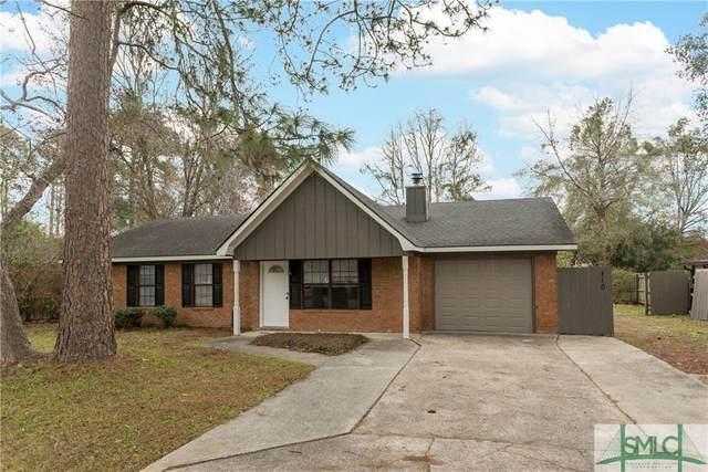 110 Cedar Street, Hinesville, GA 31313 (MLS #243406) :: The Arlow Real Estate Group