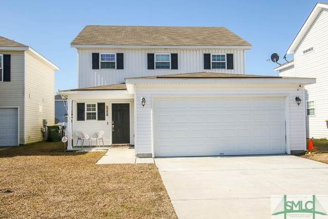 111 Ristona Drive, Savannah, GA 31419 (MLS #243407) :: The Arlow Real Estate Group