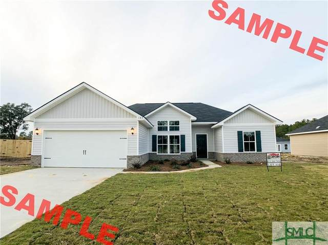56 Archibald Avenue SE, Ludowici, GA 31316 (MLS #243413) :: Barker Team | RE/MAX Savannah