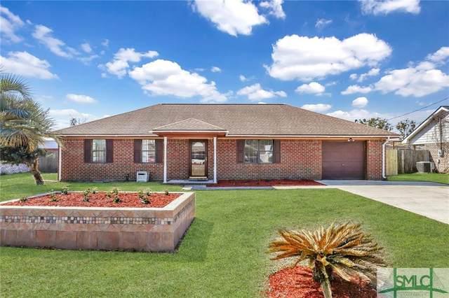 917 Churchfield Drive, Hinesville, GA 31313 (MLS #243416) :: The Arlow Real Estate Group