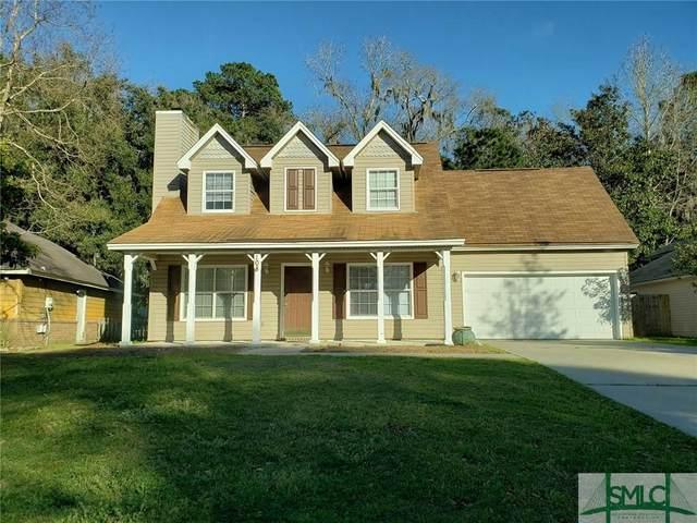 108 Saint Ives Drive, Savannah, GA 31419 (MLS #243417) :: The Arlow Real Estate Group