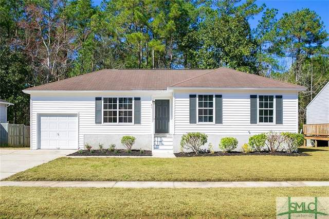 43 Leeward Drive, Savannah, GA 31419 (MLS #243418) :: RE/MAX All American Realty