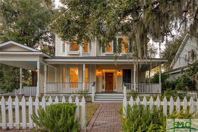 105 John Wesley Way, Savannah, GA 31404 (MLS #243423) :: Liza DiMarco