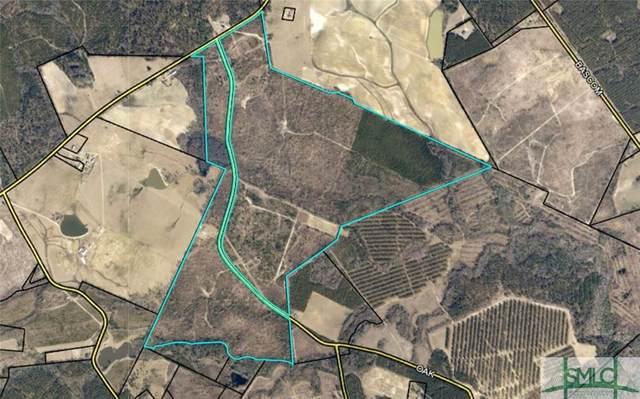 0 Water Oak Road, Sylvania, GA 30467 (MLS #243433) :: The Arlow Real Estate Group