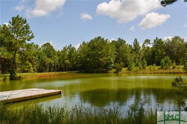 146 Royal Oak Drive, Guyton, GA 31312 (MLS #243434) :: The Arlow Real Estate Group