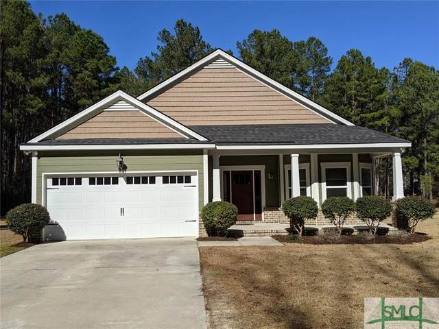 570 Log Landing Road, Springfield, GA 31329 (MLS #243437) :: Bocook Realty