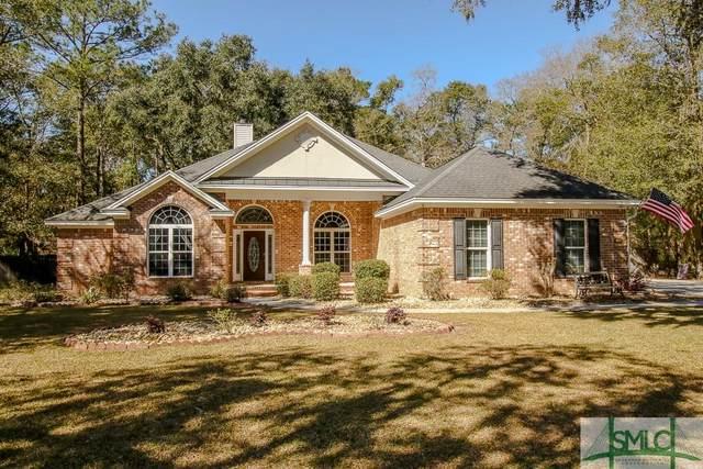 435 Lou Page Lane, Richmond Hill, GA 31324 (MLS #243440) :: The Arlow Real Estate Group