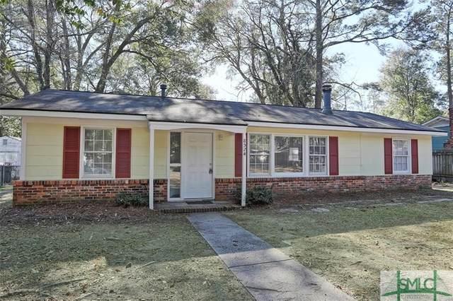 8524 Vining Way, Savannah, GA 31406 (MLS #243450) :: The Arlow Real Estate Group