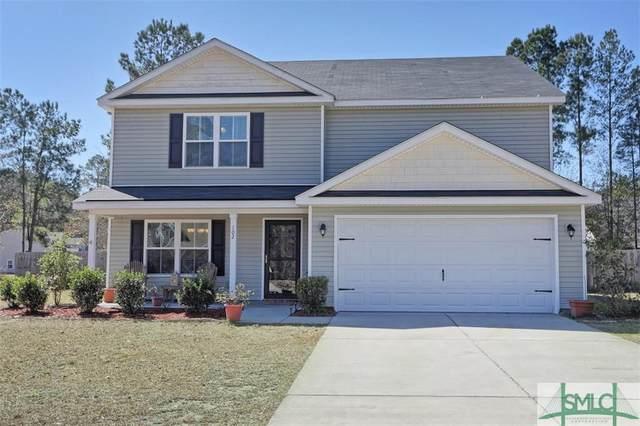 102 William Way, Springfield, GA 31329 (MLS #243453) :: The Arlow Real Estate Group