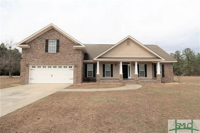 135 Runs Crossing Drive, Springfield, GA 31329 (MLS #243456) :: Heather Murphy Real Estate Group
