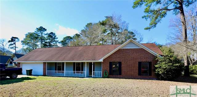 501 Creek View Drive, Hinesville, GA 31313 (MLS #243463) :: Bocook Realty
