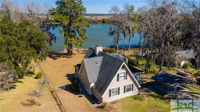 30 Jerico Drive, Midway, GA 31320 (MLS #243467) :: Keller Williams Coastal Area Partners