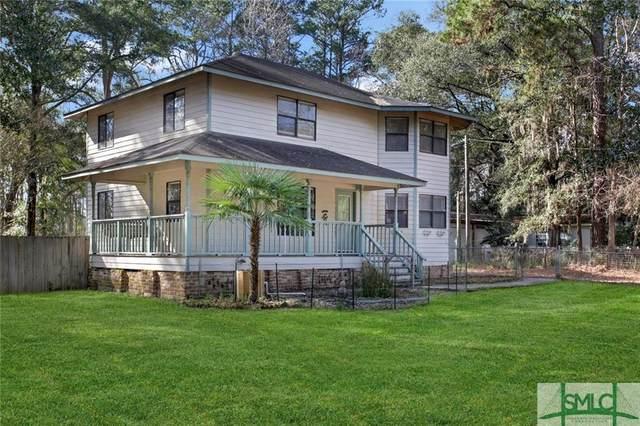 169 Old River Road, Bloomingdale, GA 31302 (MLS #243476) :: Barker Team | RE/MAX Savannah