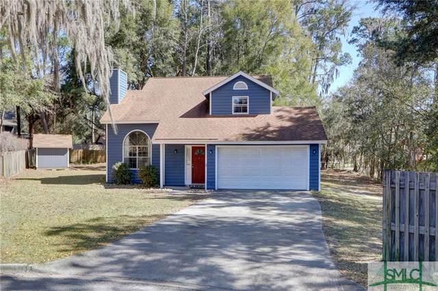 6 Kirkby Road, Savannah, GA 31419 (MLS #243478) :: The Arlow Real Estate Group