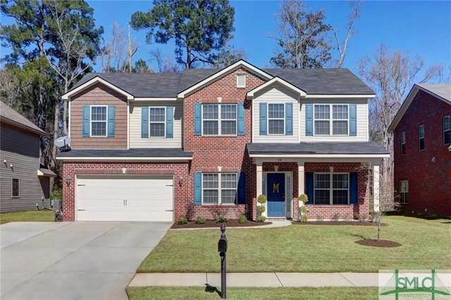 44 Litchfield Drive, Savannah, GA 31419 (MLS #243479) :: The Sheila Doney Team