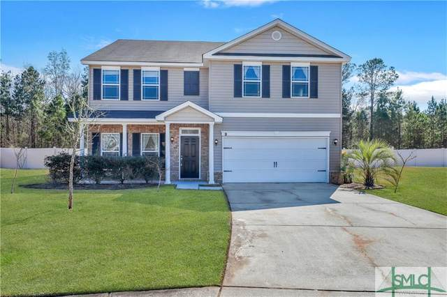 9 Woods Way, Pooler, GA 31322 (MLS #243484) :: McIntosh Realty Team