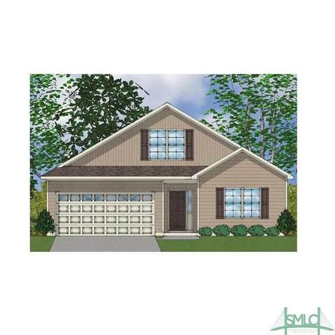 8 Weavers Way, Port Wentworth, GA 31407 (MLS #243493) :: Coastal Savannah Homes