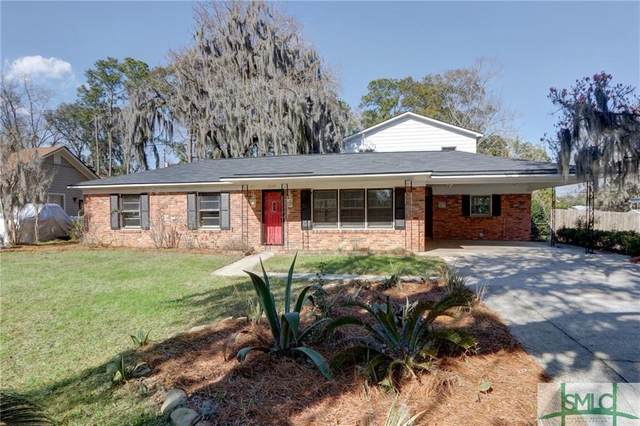 2044 Speir Street, Savannah, GA 31406 (MLS #243494) :: Keller Williams Coastal Area Partners