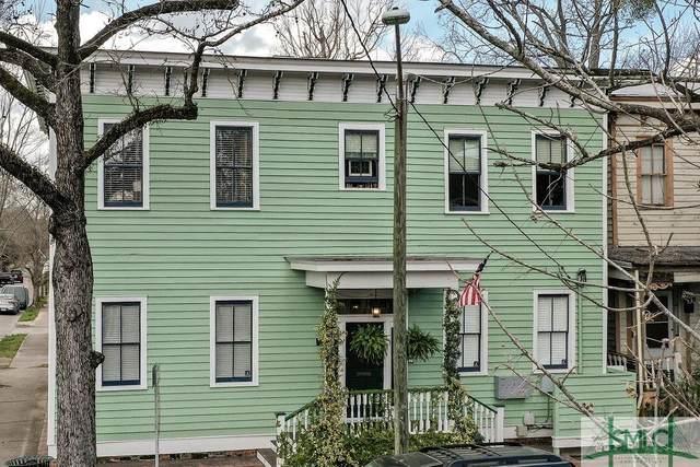302/304 E Park Avenue, Savannah, GA 31401 (MLS #243496) :: Keller Williams Realty-CAP