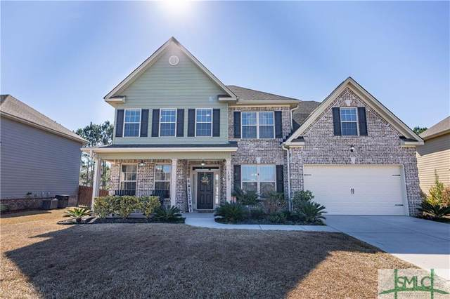 123 Saddleclub Way, Guyton, GA 31312 (MLS #243499) :: The Arlow Real Estate Group