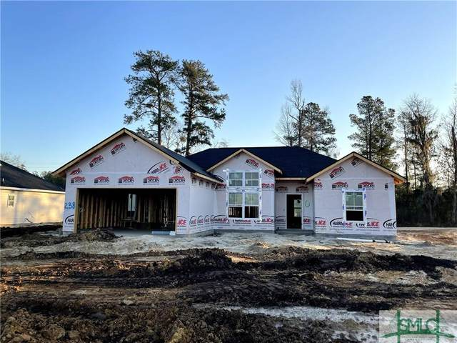 70 Rimes Avenue, Ludowici, GA 31316 (MLS #243500) :: RE/MAX All American Realty