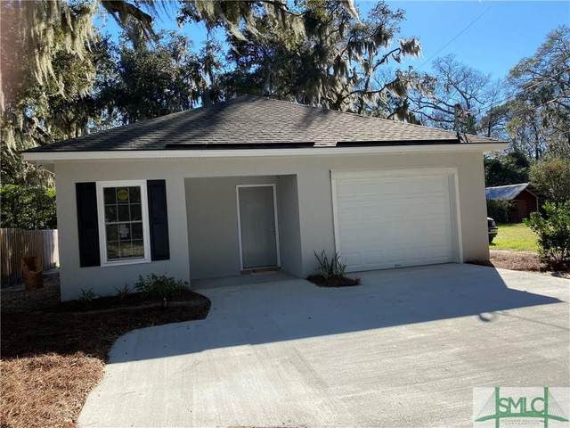 2423 Bon Air Drive, Savannah, GA 31406 (MLS #243517) :: Team Kristin Brown | Keller Williams Coastal Area Partners