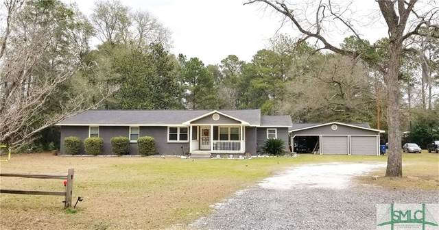 61 Shumantown Road, Ellabell, GA 31308 (MLS #243519) :: Barker Team | RE/MAX Savannah