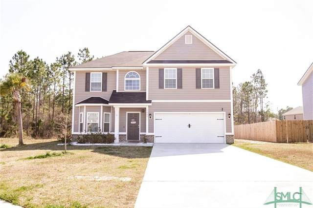 1605 Longleaf Court, Hinesville, GA 31313 (MLS #243522) :: The Arlow Real Estate Group