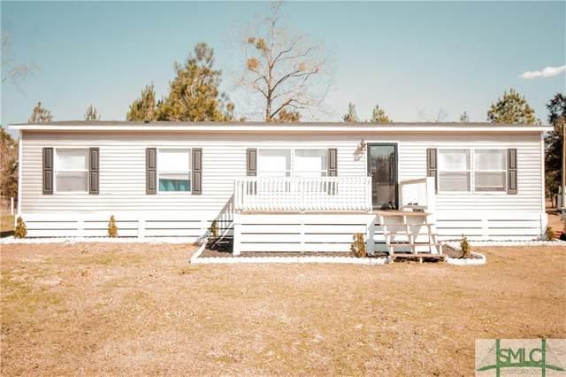 275 Cathy Road NE, Ludowici, GA 31316 (MLS #243524) :: Bocook Realty