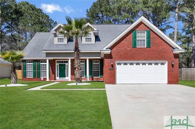 424 Copper Creek Circle, Pooler, GA 31322 (MLS #243525) :: RE/MAX All American Realty
