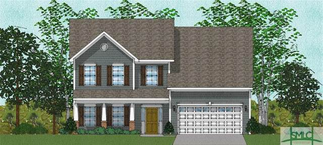 3948 Castleoak Drive, Richmond Hill, GA 31324 (MLS #243534) :: RE/MAX All American Realty