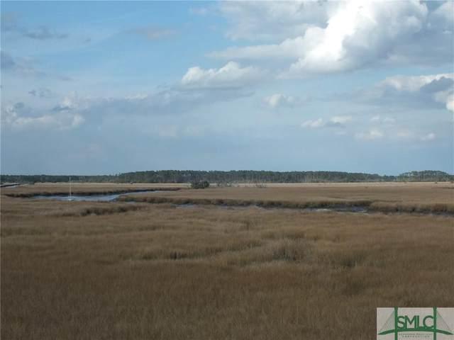 1752 Lake Drive, Midway, GA 31320 (MLS #243540) :: Glenn Jones Group | Coldwell Banker Access Realty