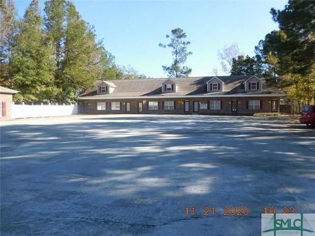 8173 Ga Highway 21 Highway G2 Upper Unit, Port Wentworth, GA 31407 (MLS #243542) :: Coastal Savannah Homes