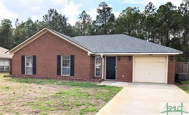 1385 Coalition Circle, Hinesville, GA 31313 (MLS #243543) :: Team Kristin Brown | Keller Williams Coastal Area Partners