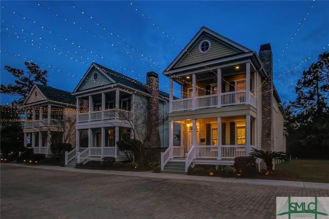 4 Turnbull Lane, Savannah, GA 31410 (MLS #243547) :: Glenn Jones Group | Coldwell Banker Access Realty