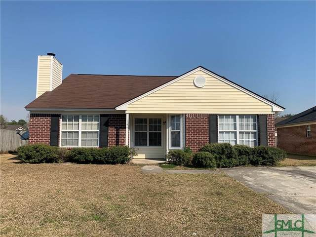 144 Berwick Lakes Boulevard, Pooler, GA 31322 (MLS #243550) :: Keller Williams Realty-CAP