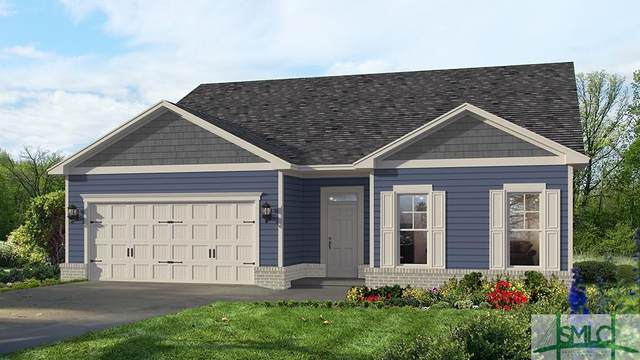 66 Clubhouse Drive, Savannah, GA 31419 (MLS #243551) :: The Arlow Real Estate Group
