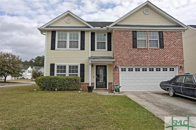 2 Holly Springs Circle, Port Wentworth, GA 31407 (MLS #243552) :: McIntosh Realty Team
