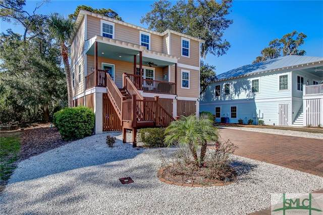 3 River Oak Lane, Tybee Island, GA 31328 (MLS #243560) :: RE/MAX All American Realty