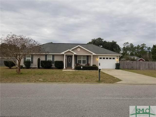 425 Winchester Way SE, Allenhurst, GA 31301 (MLS #243572) :: RE/MAX All American Realty