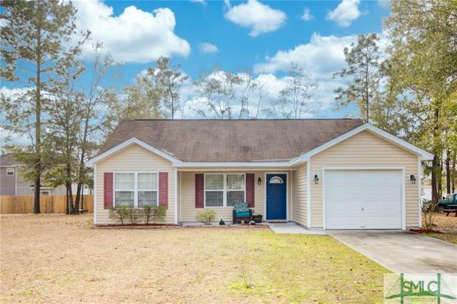 110 Knotty Pine Circle, Springfield, GA 31329 (MLS #243596) :: The Arlow Real Estate Group
