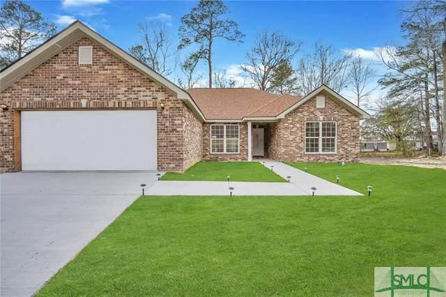 18 Daniel Avenue, Garden City, GA 31408 (MLS #243600) :: Glenn Jones Group | Coldwell Banker Access Realty