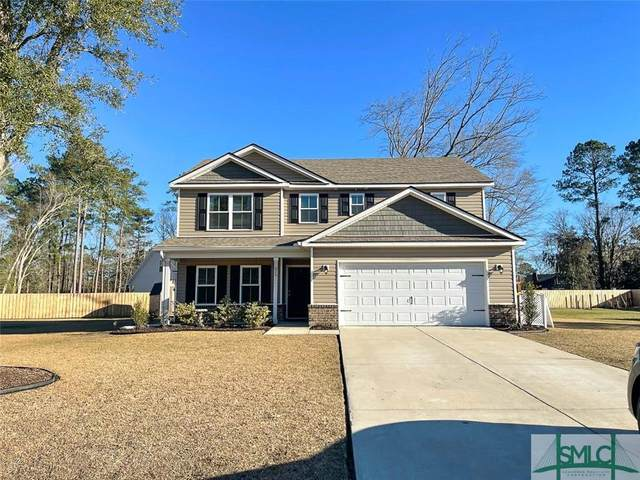 620 Bledsoe Drive, Guyton, GA 31312 (MLS #243603) :: The Arlow Real Estate Group